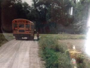school bus 1992